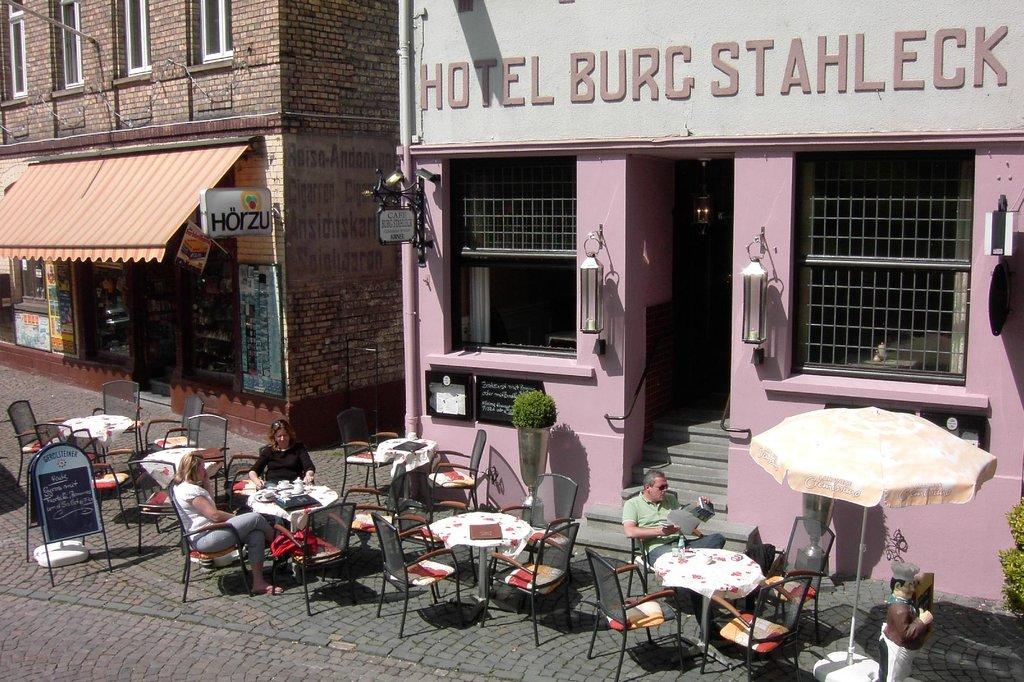 Hotel Burg-Stahleck
