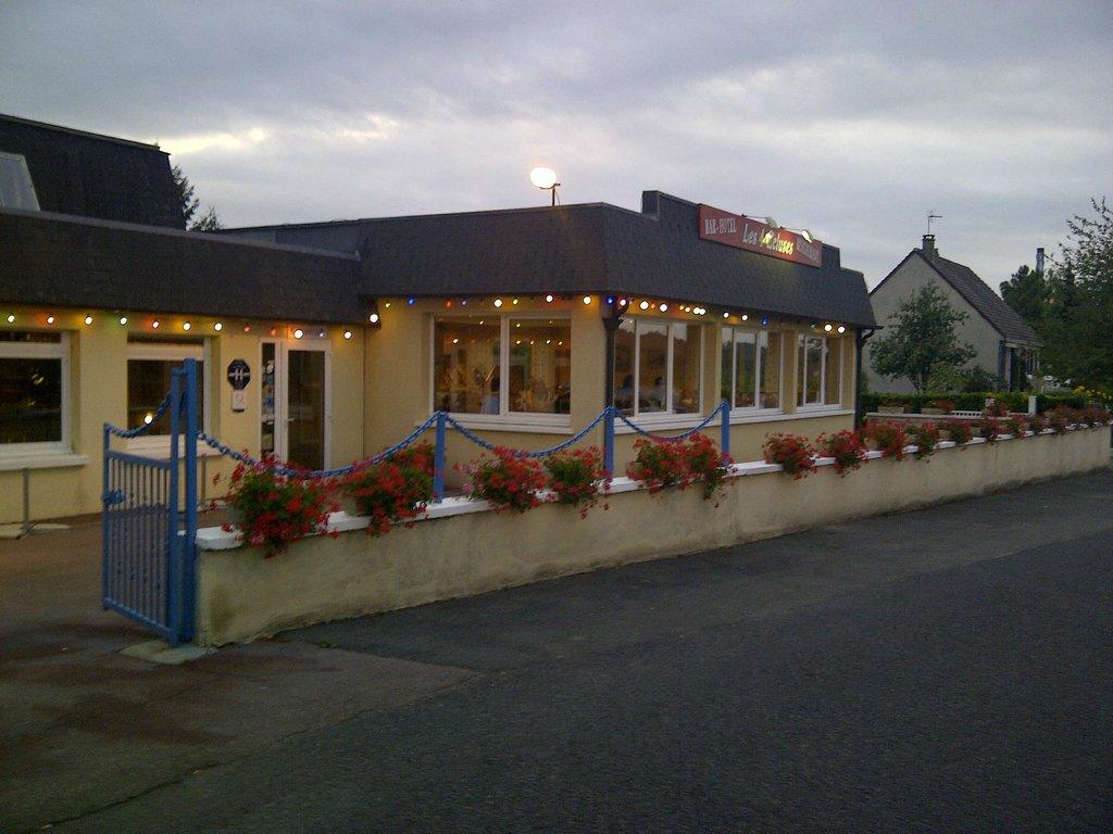 Hotel Restaurant des 4 Ecluses