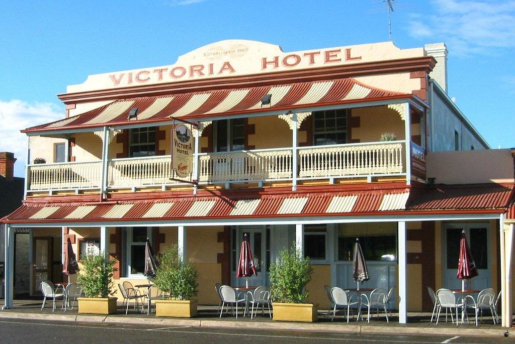 ビクトリア ホテル - ストラトハルビン