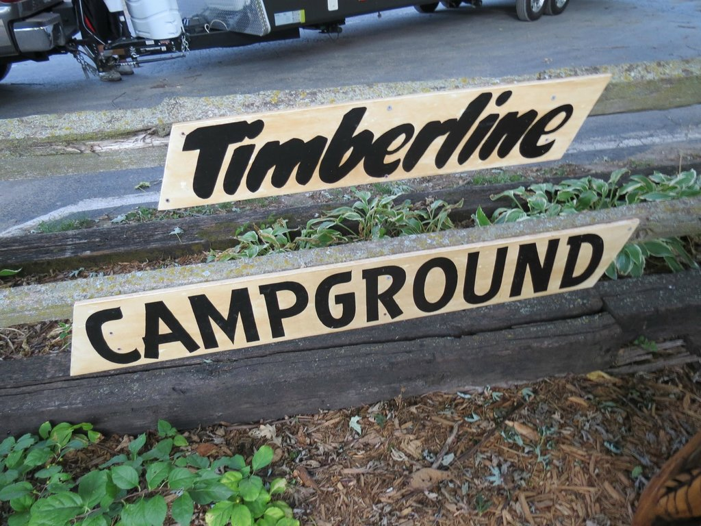 Timberline Campground