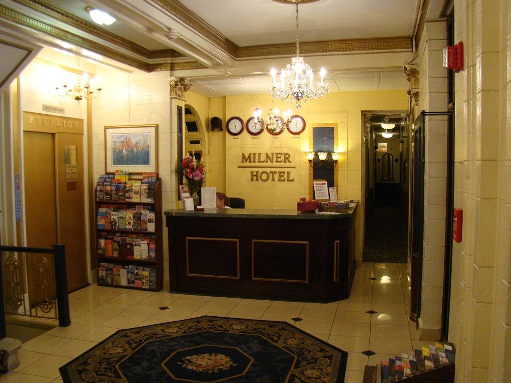 ミルナー ホテル