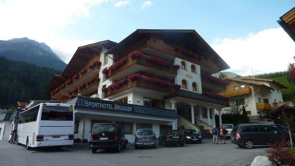 Sporthotel Brugger