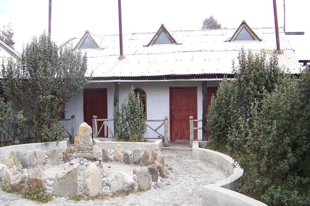 Cabanas Quilotoa