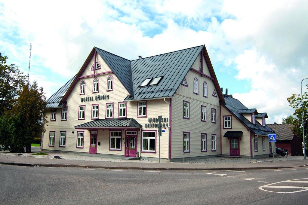 Отель Rapina