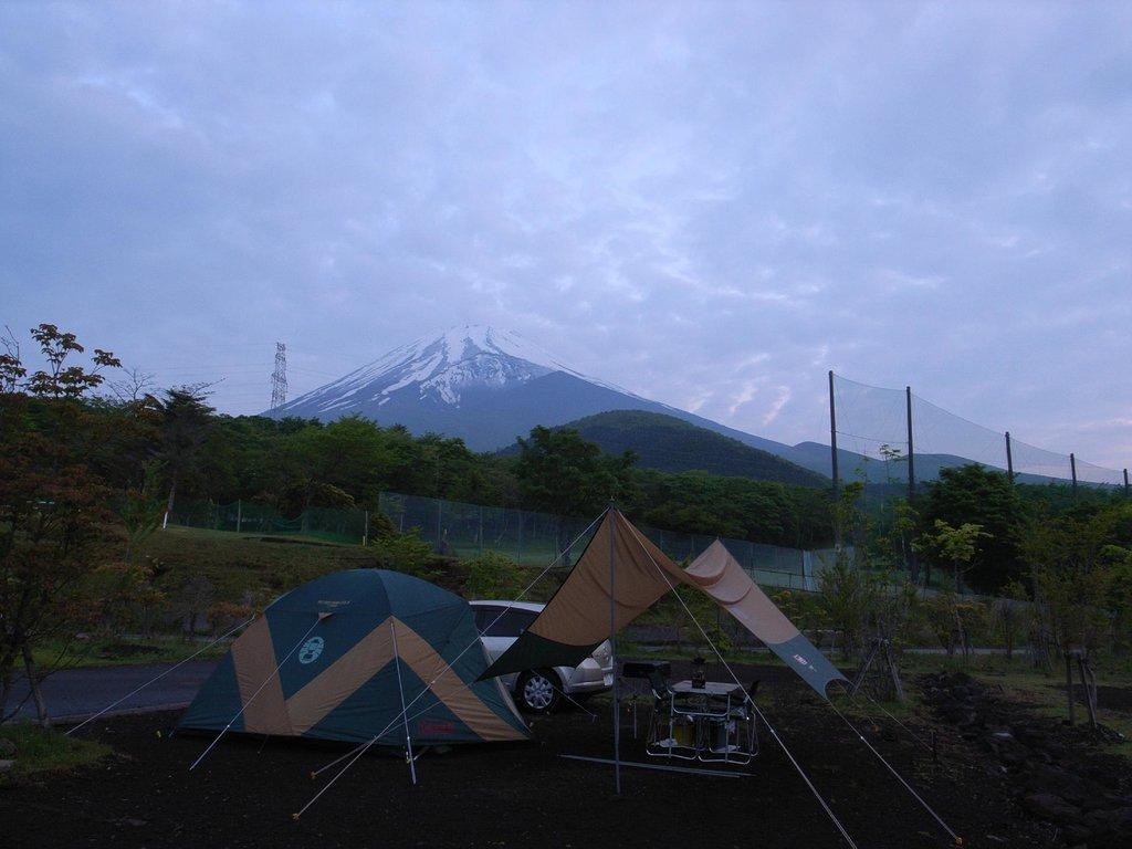 Campica Fuji Grinpa