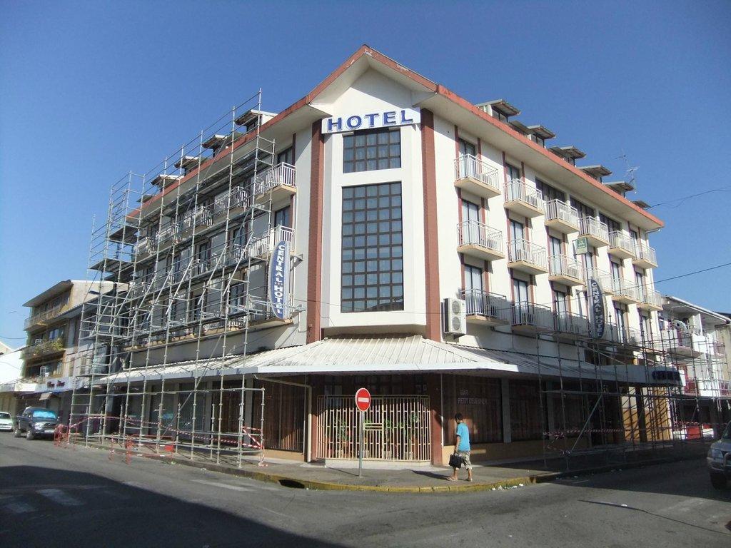 Hotel Central Cayenne