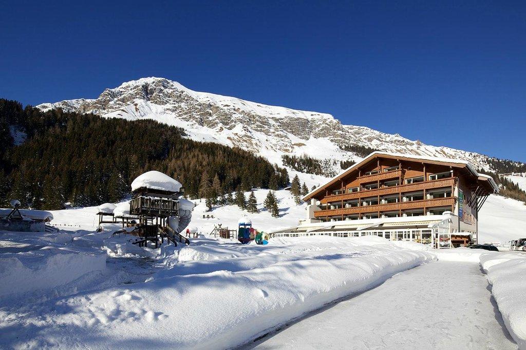 Erstes Kinder- & Gletscherhotel Hintertuxerhof