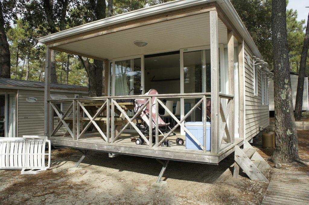 Camping de la Cote d'Argent