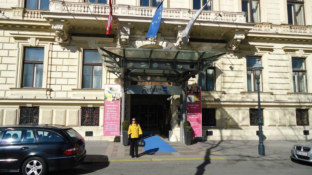 維也納雷迪森布魯皇宮酒店
