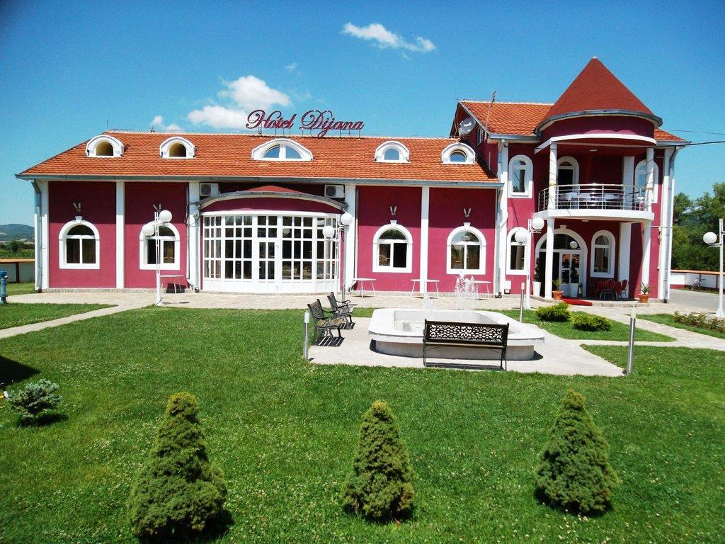 Hotel Dijana-Pirot