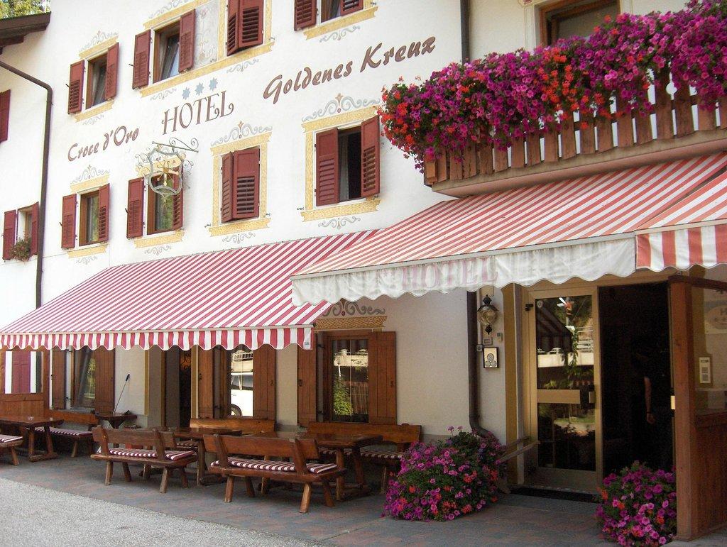 Hotel Goldenes Kreuz Croce D'Oro