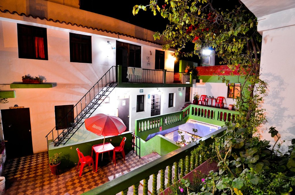 Bothy Hostel Arequipa