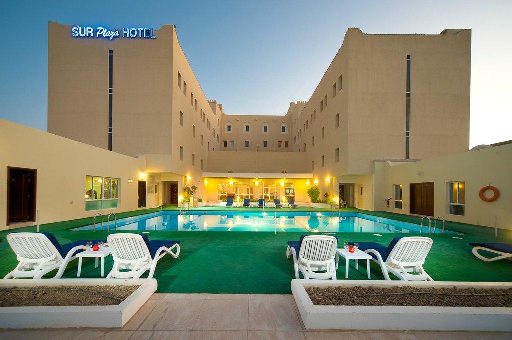 Sur Plaza Hotel