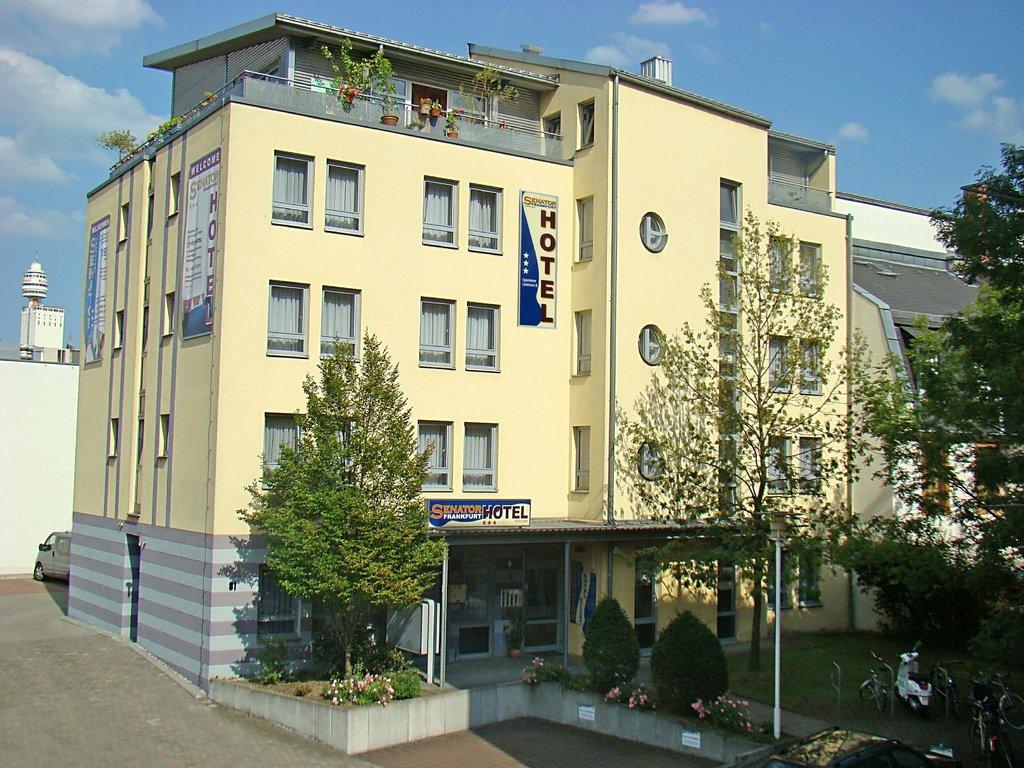 Senator Hotel Frankfurt