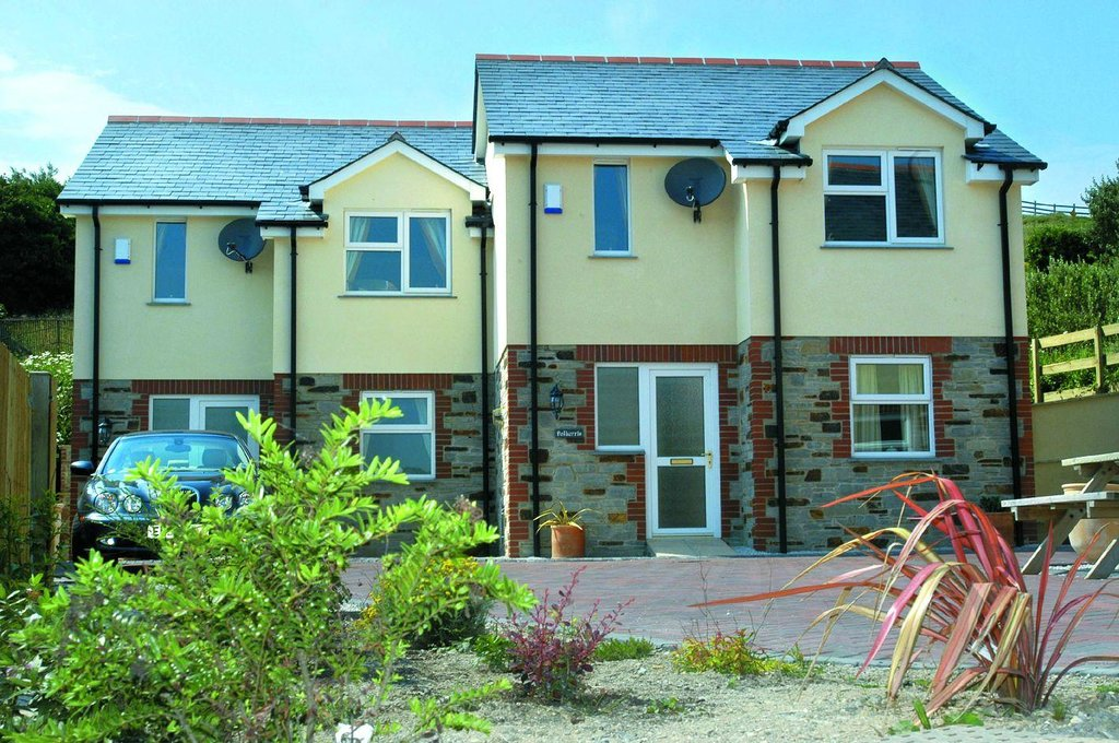 Tregurrian Villas at Watergate Bay