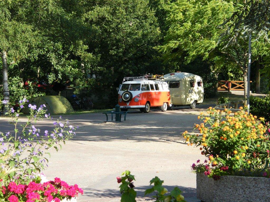 Camping d'Olivet