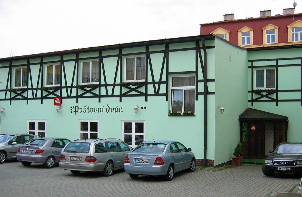 Hotel Postovni Dvur