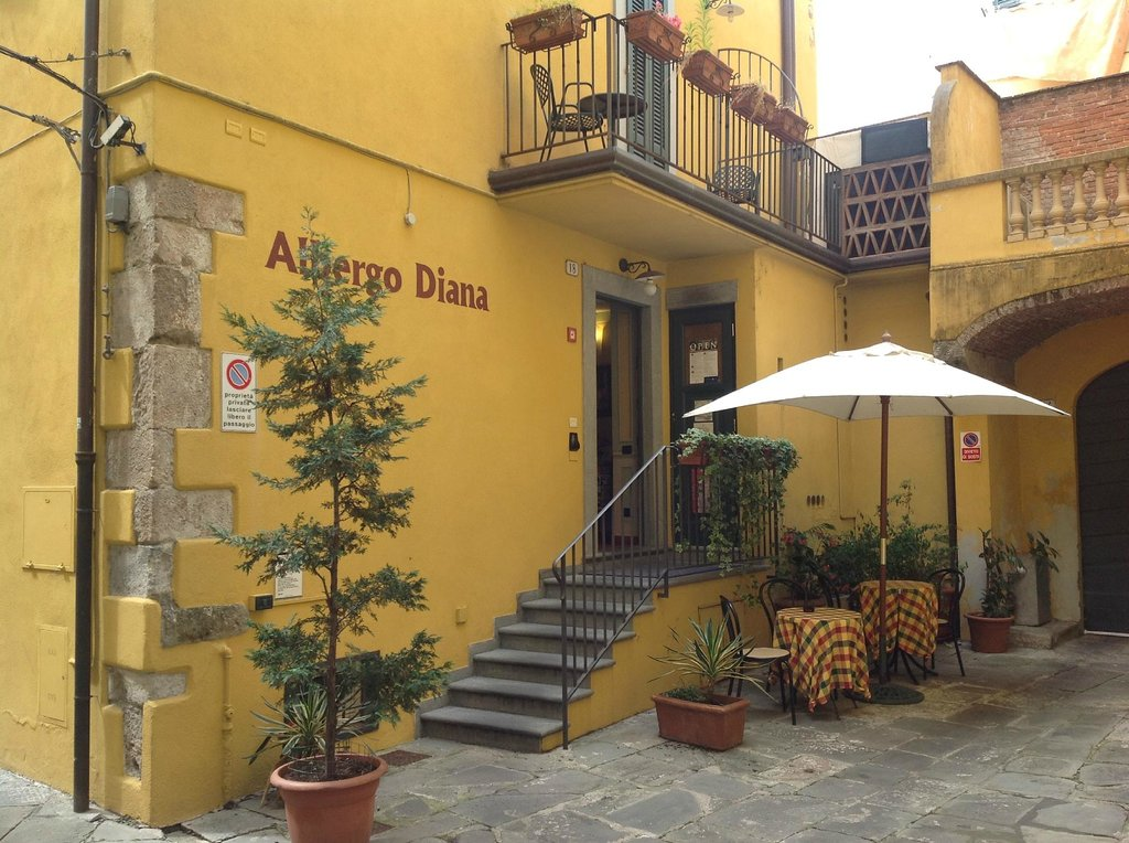 Hotel Diana Dependance