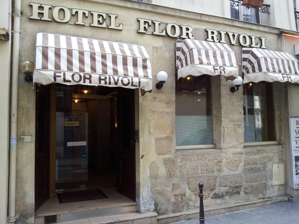 弗洛爾里沃利酒店