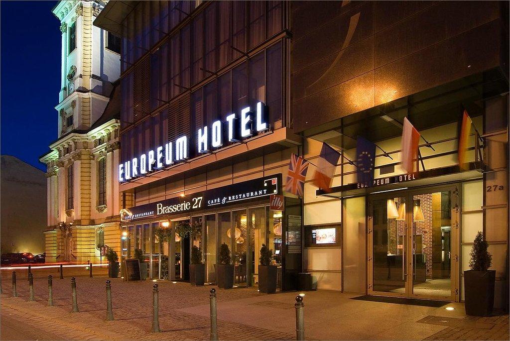 유로페움 호텔