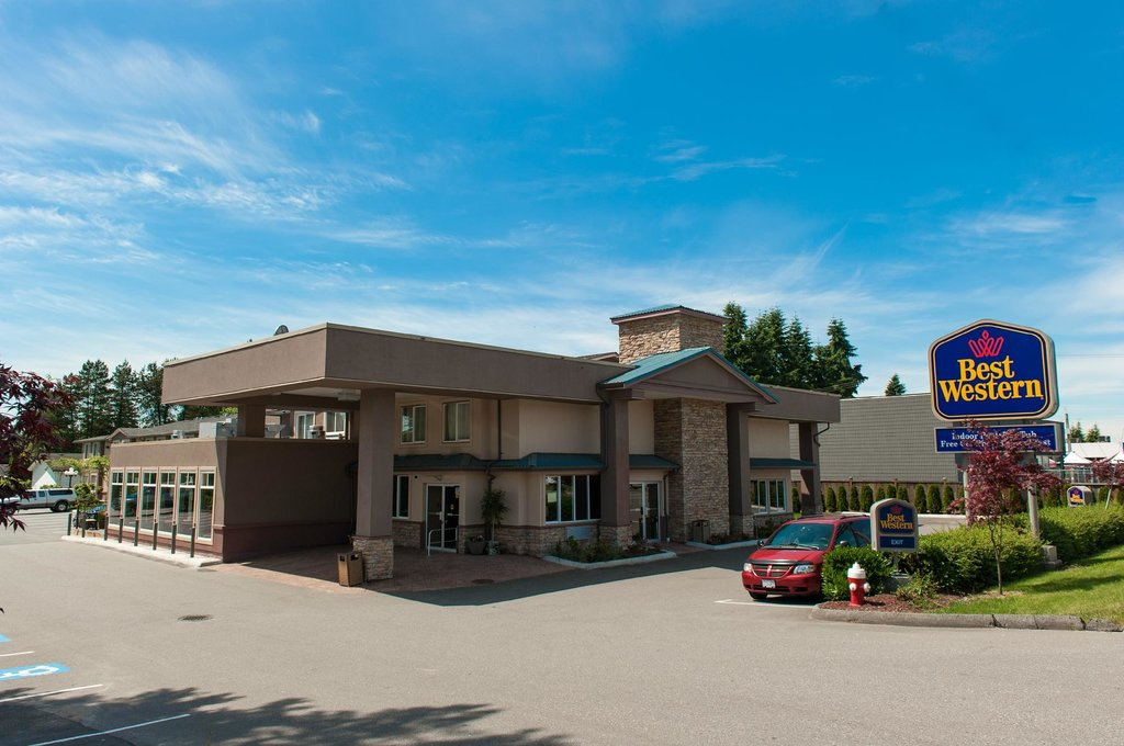 BEST WESTERN Maple Ridge Hotel