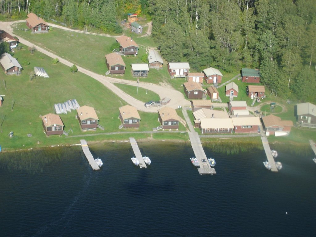 Big Canon Lake Lodge