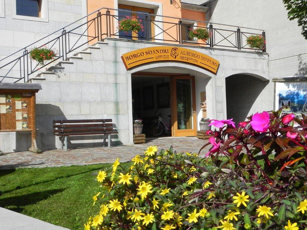 Albergo Diffuso Borgo Soandri