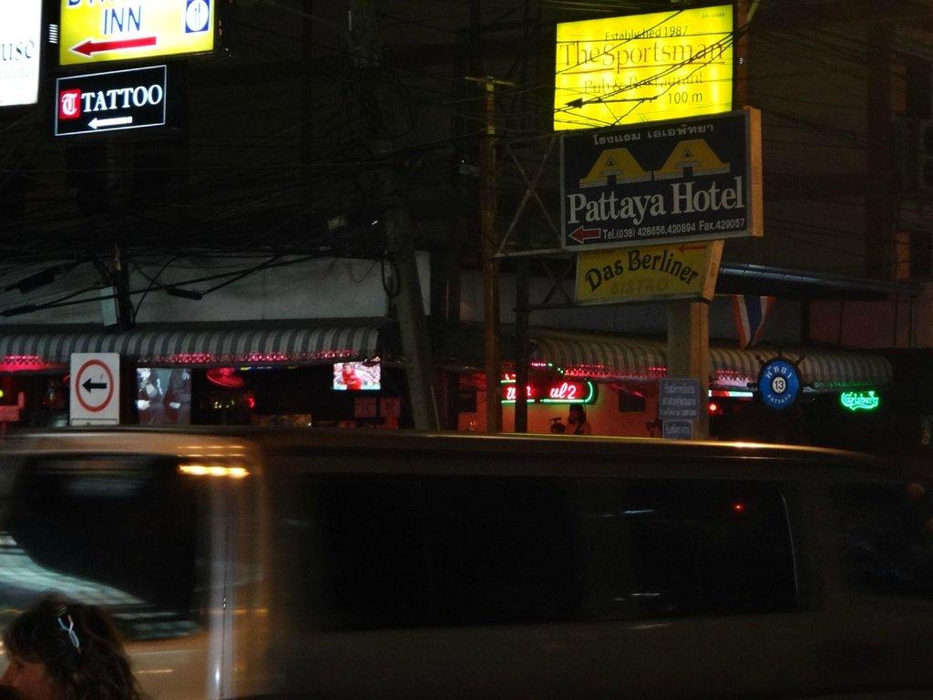 The A.A. Pattaya Residence