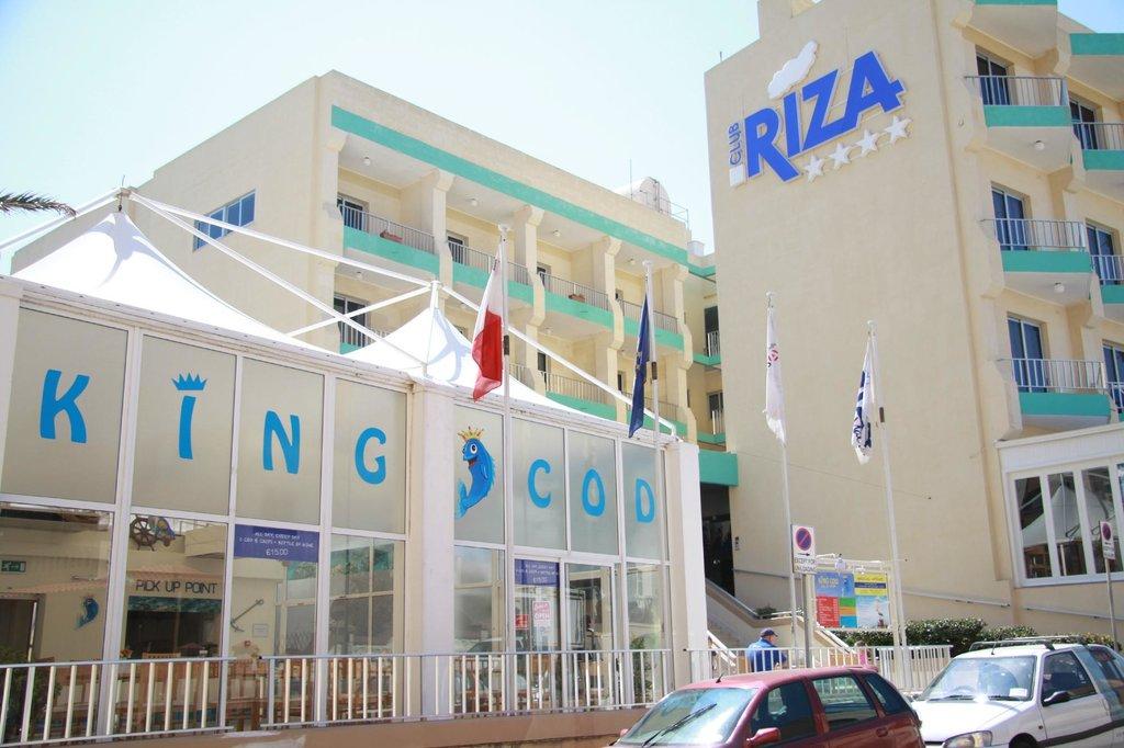 Club Riza Aparthotel