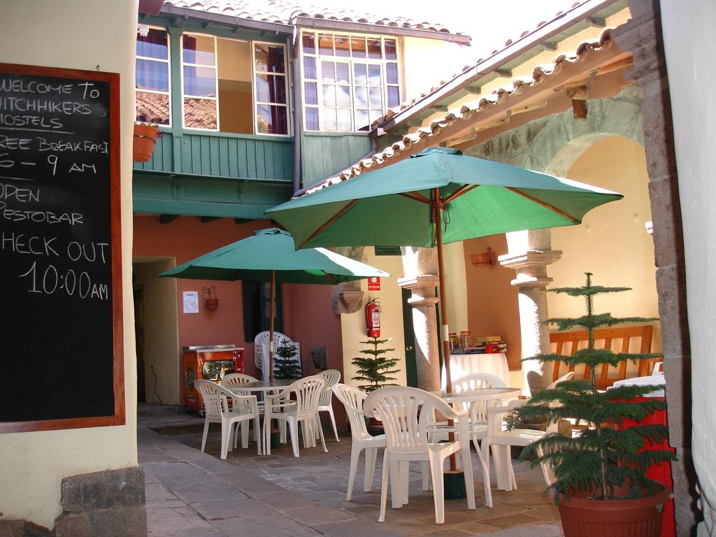 Hitchhikers Backpackers Cusco Hostel