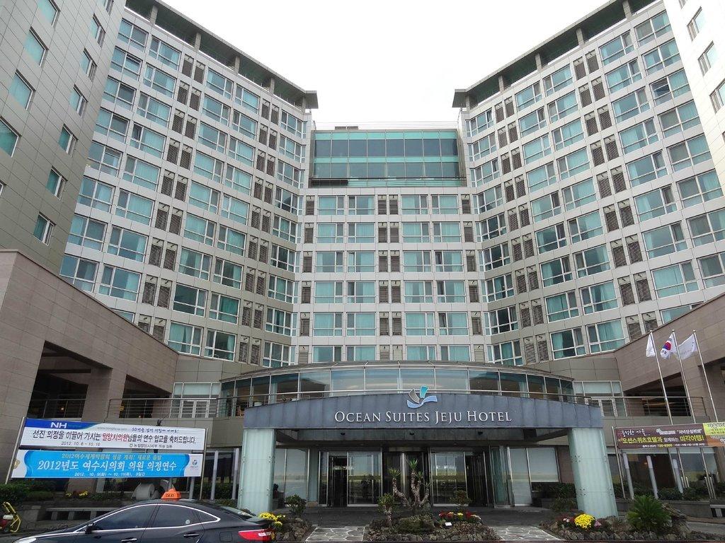 โรงแรมโอเชี่ยน สวีท เชจู