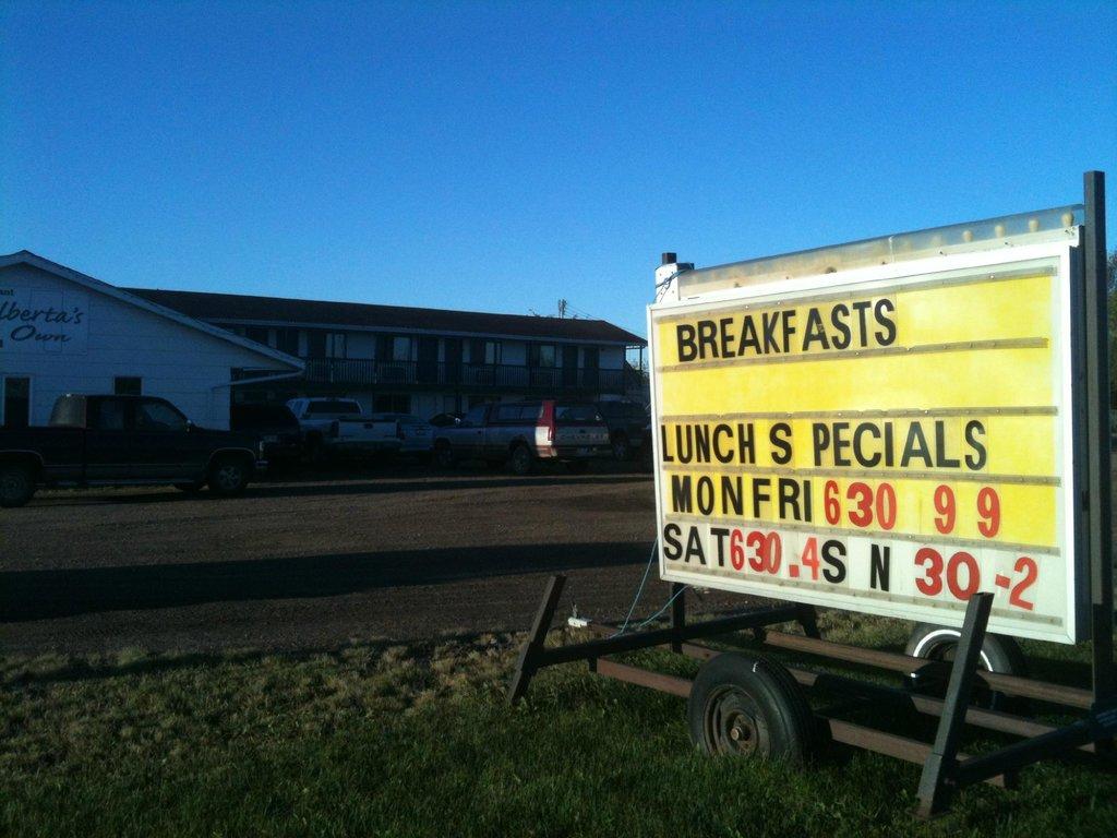 Alberta's Own Motel