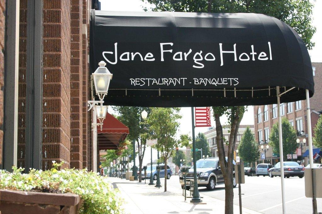 ジェーン ファーゴ ホテル