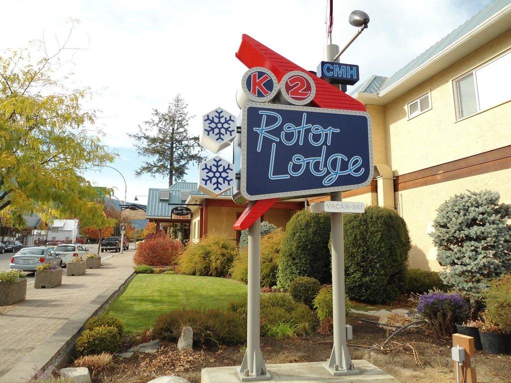 CMH K2 Rotor Lodge