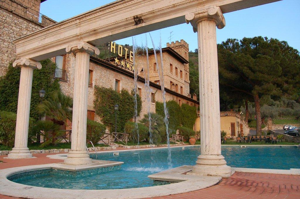 托雷聖安傑洛飯店