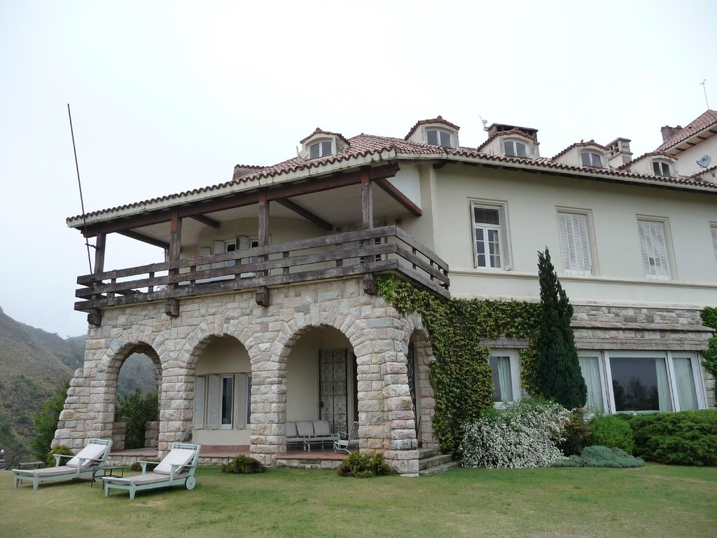 Castillo de Mandl