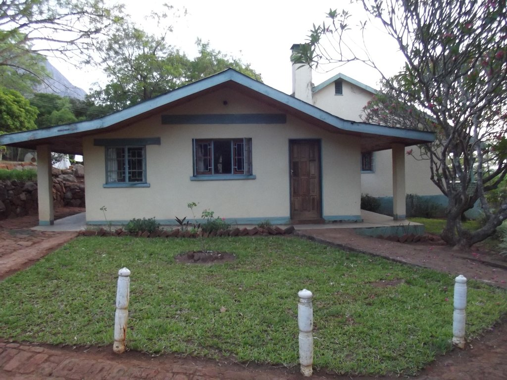 Likhubula Forest Lodge