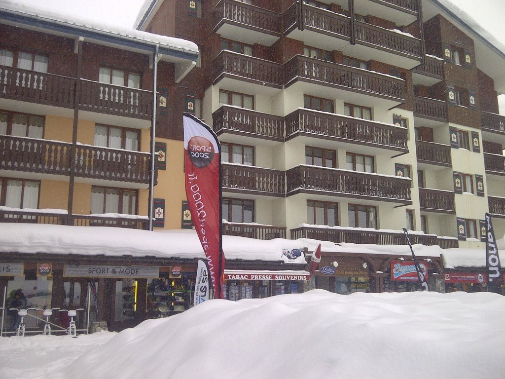 Residence Club Odalys Le Rond Point des Pistes