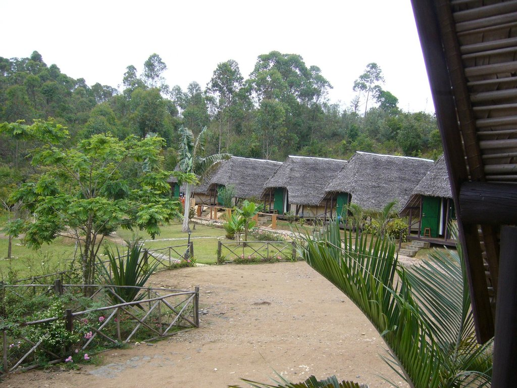‪Andasibe Forest Lodge‬