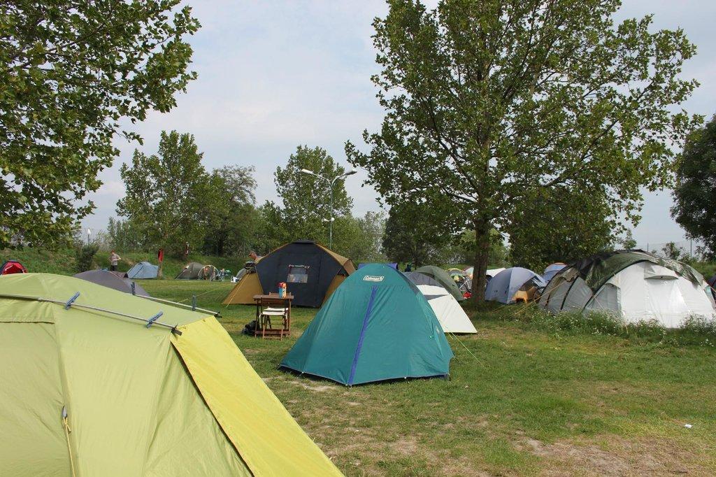 Aktiv Camping Neue Donau
