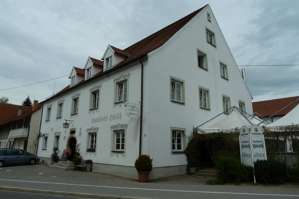 Landhotel Hirsch