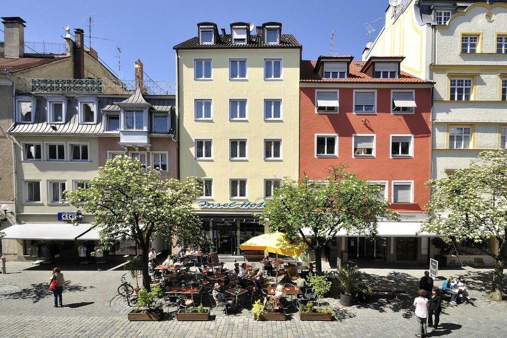 Insel-Hotel Lindau