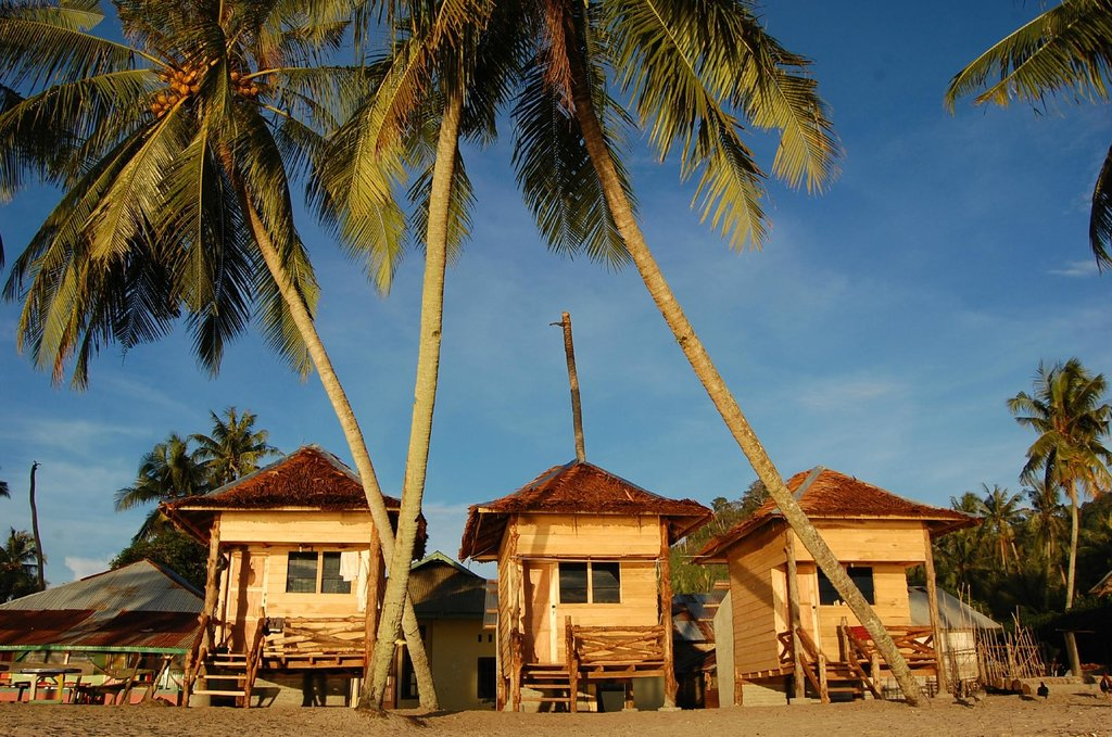 Ricky's Beach House - Authentic Sumatra