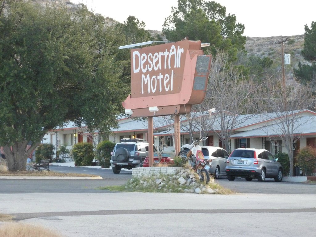 Desert Air Motel