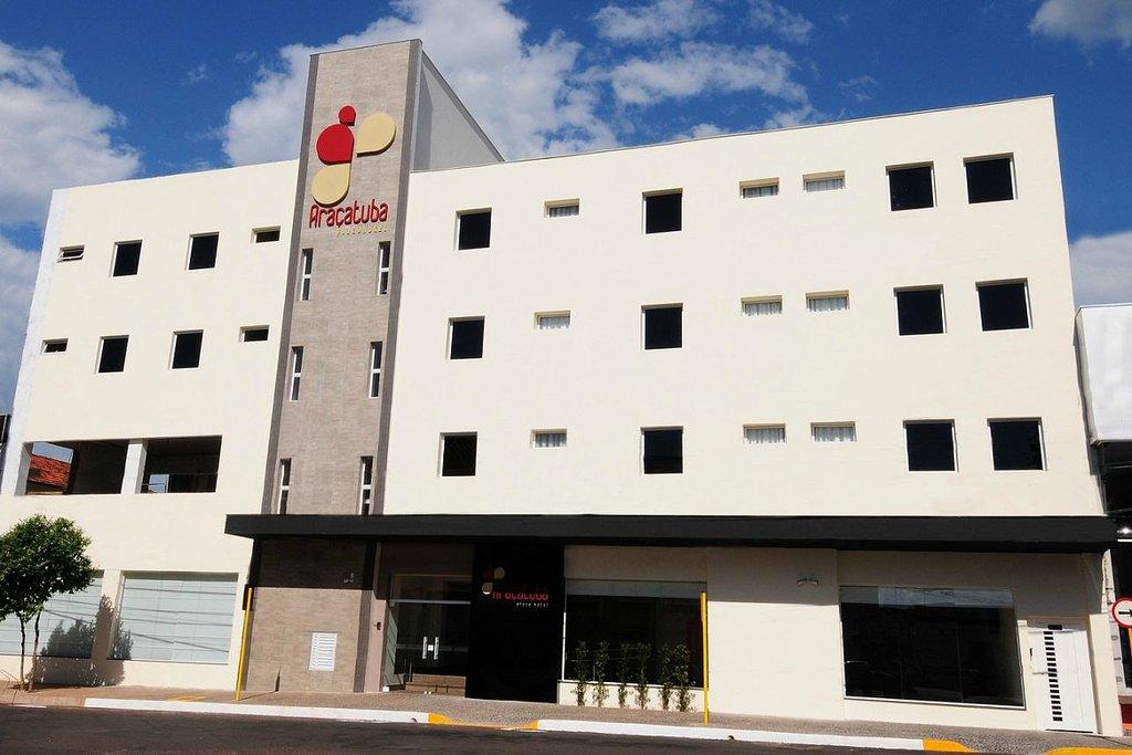 아라카투바 플라자 호텔