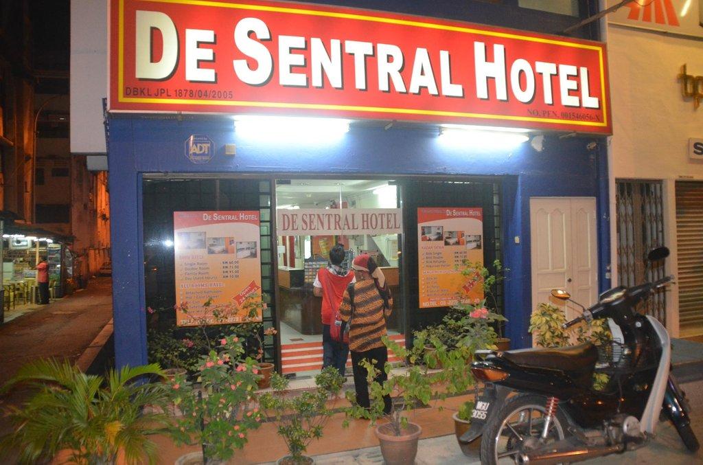 De Sentral Hotel