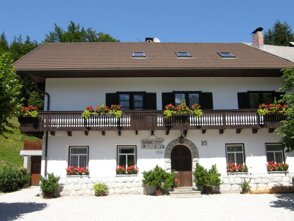 Accommodation Resman Bohinj