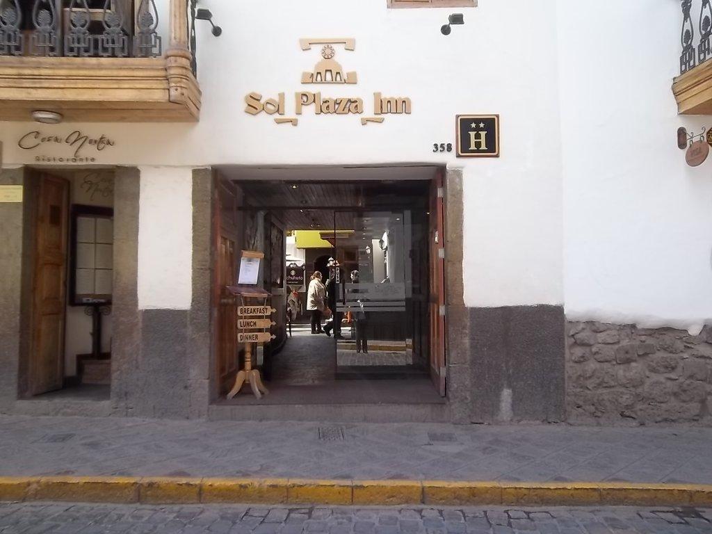 Hotel Sol Plaza Inn