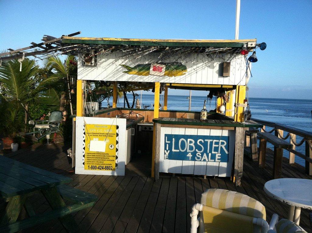Bud N' Mary's Fishing Lodge