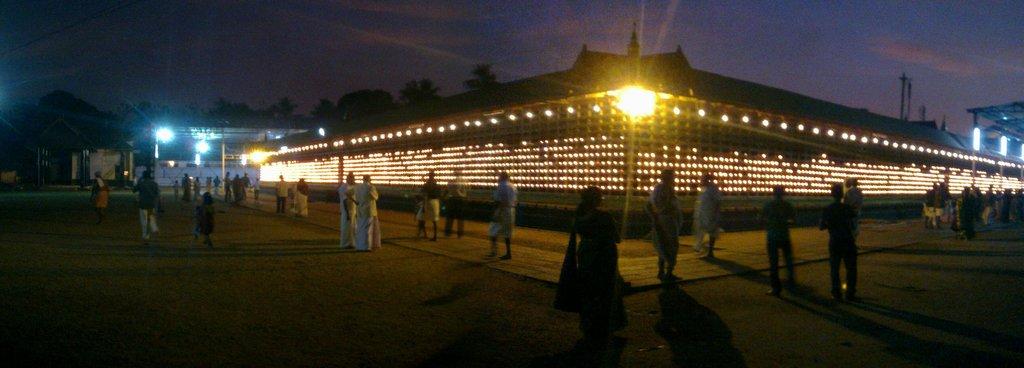Kuil Mahadewa Ettumanoor
